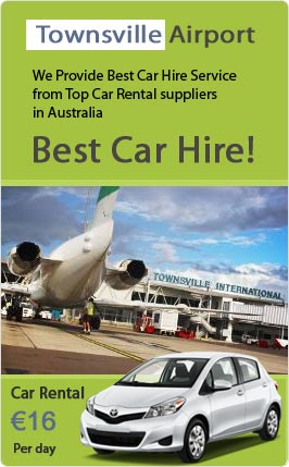 Townsville Airport Car Rental